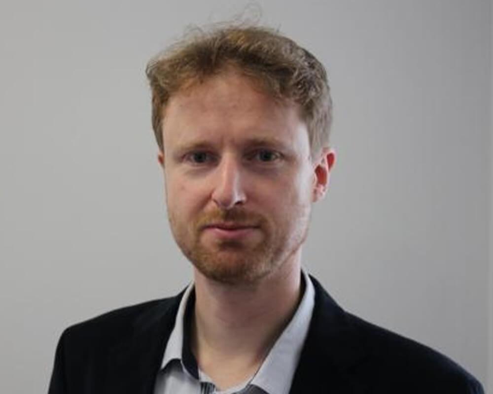 Dr. Iain McCurdy